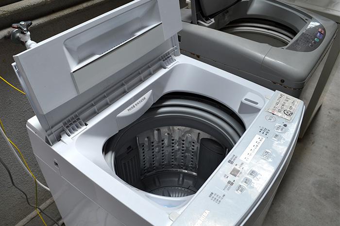 ホテルマツヤ 洗濯機