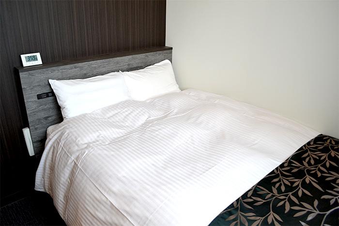 ホテルサンリバー四万十 ベッド