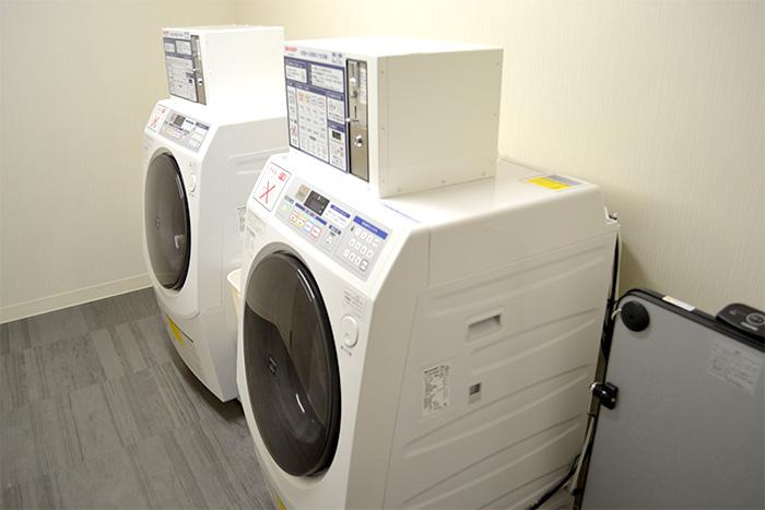 ホテルサンリバー四万十 洗濯機